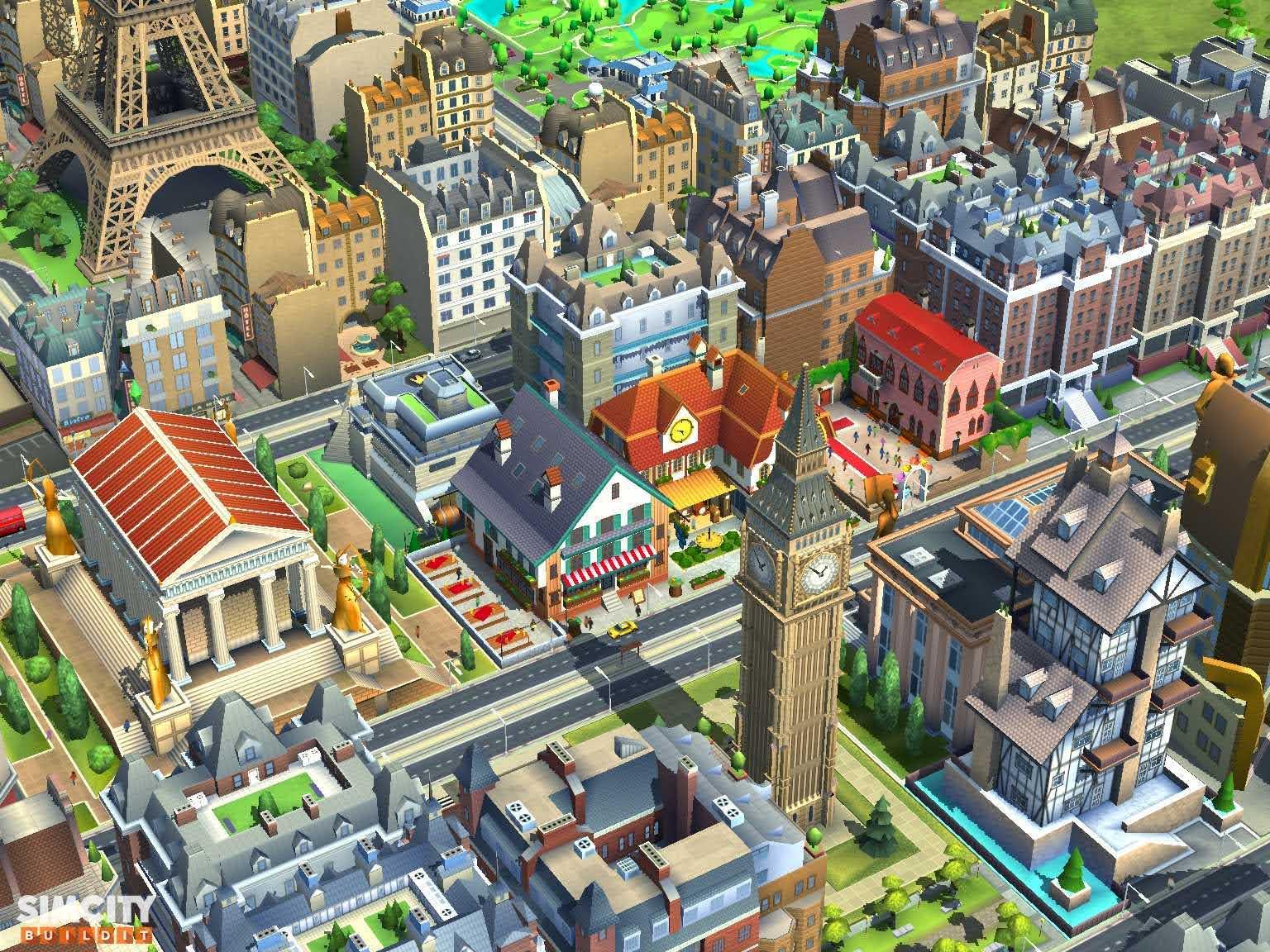 Old Town - Big Ben