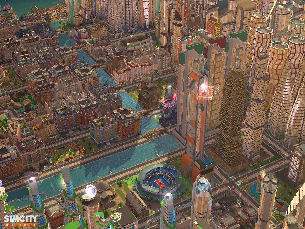 Riverbank Area - Chocolate City